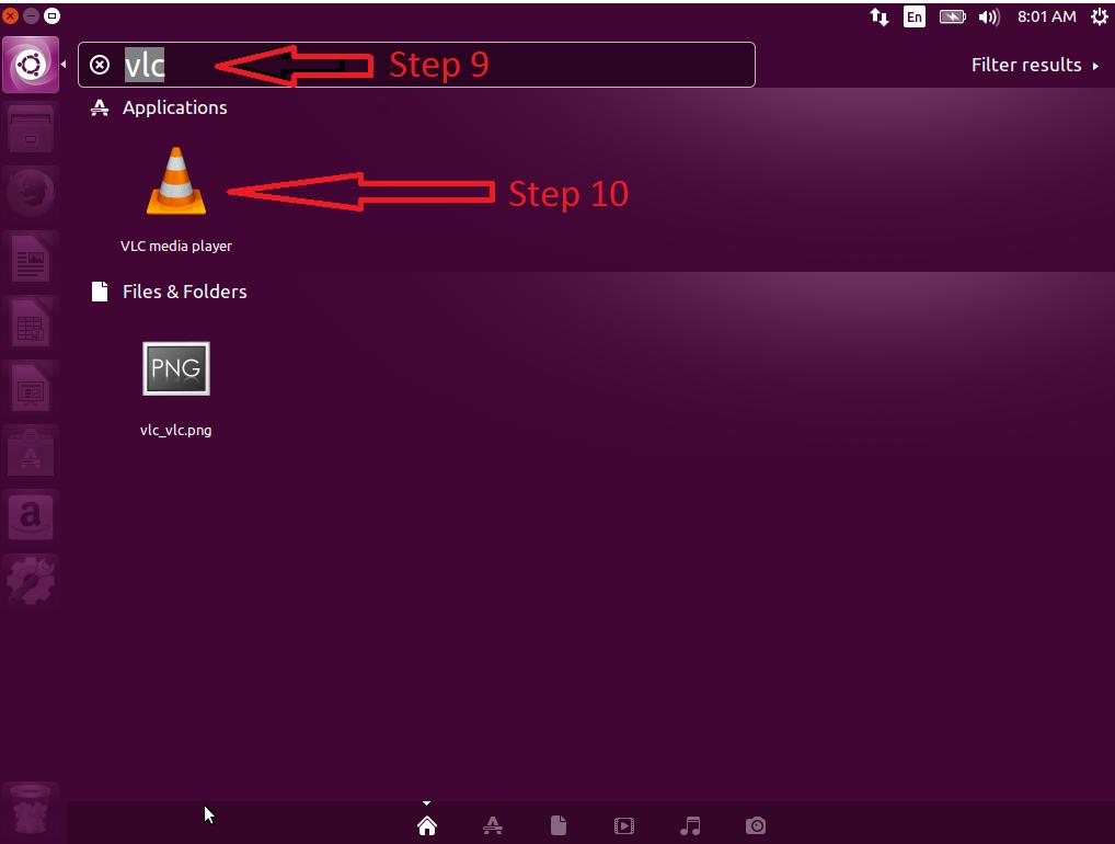 how to play mkv files in vlc in ubuntu