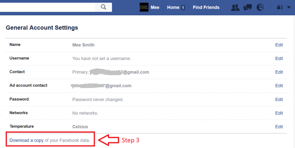 How to delete your facebook account permanently delete facebook account permanently 2 ccuart Image collections