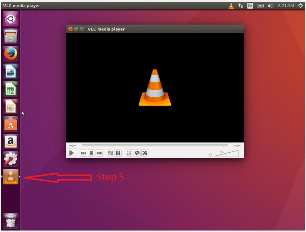 vlc ubuntu 15.04
